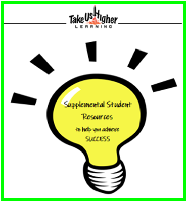 Supplemental Student Resource Packet