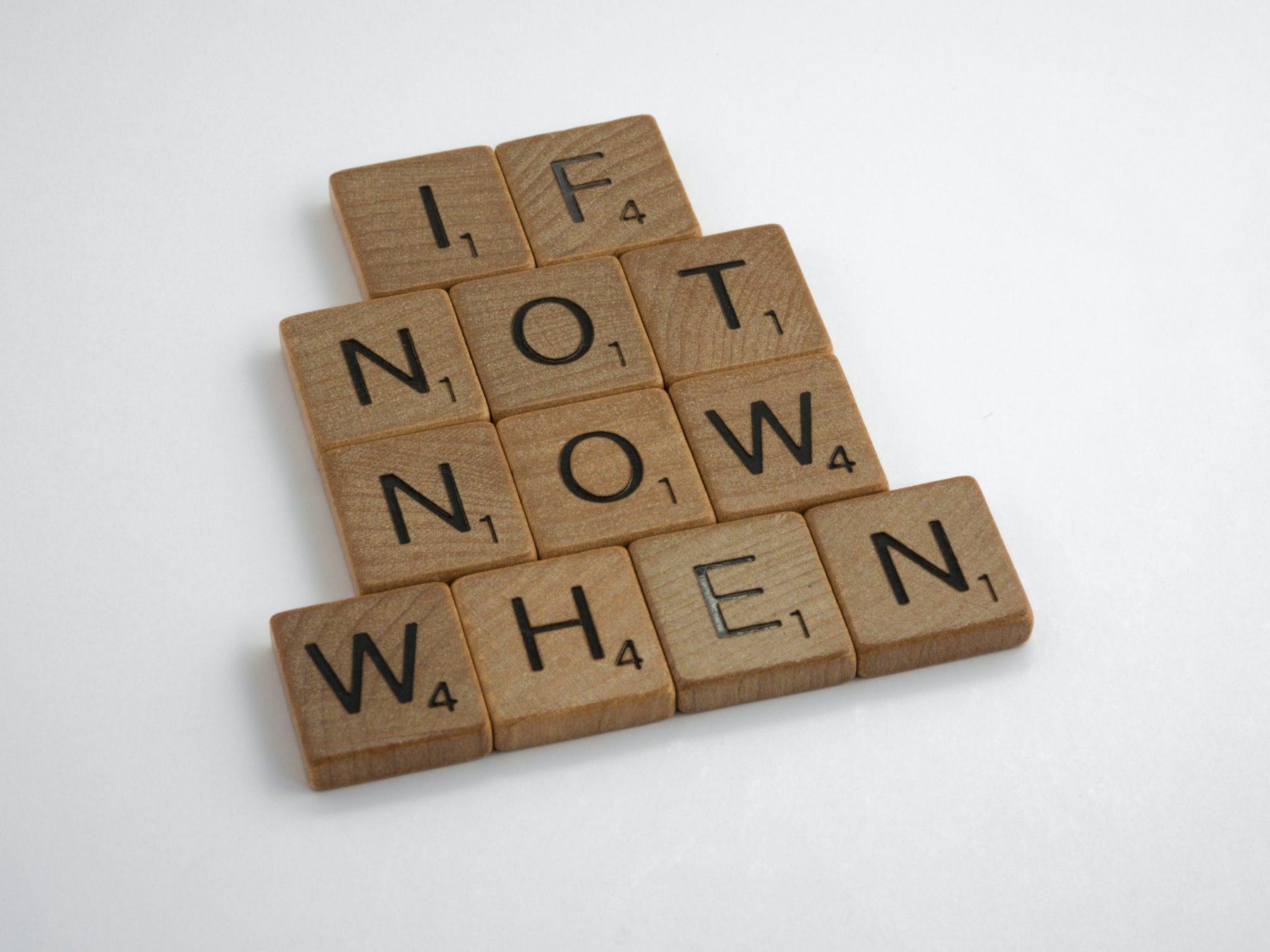 Elimination of Procrastination