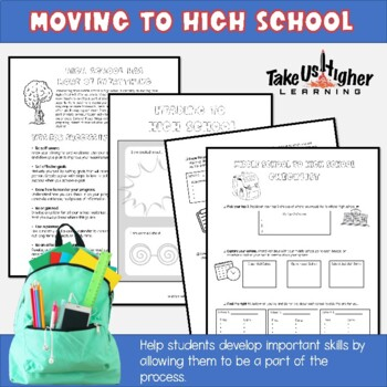 Middle School to High School Transition Activities